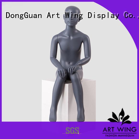 Art Wing professional little boy mannequin wholesale for pants