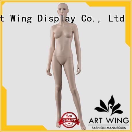 Art Wing design shop mannequins design for store