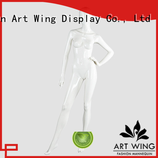 ladf6 female mannequin body factory price for cloth shop Art Wing