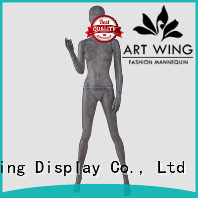 Art Wing tg05 seated mannequin directly sale for display