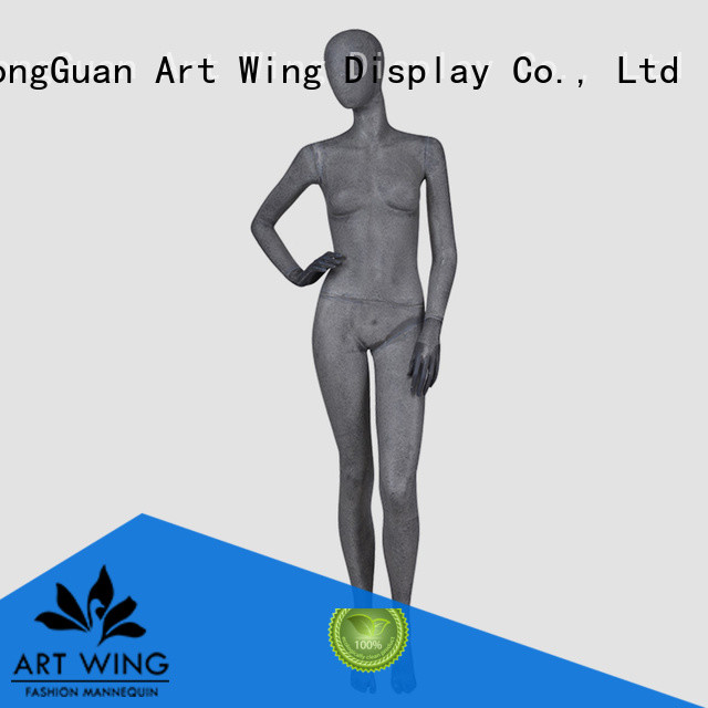 Art Wing dsiplay pattern mannequin manufacturer for display