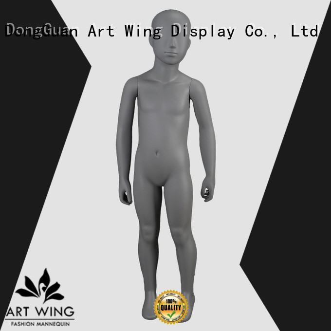 Art Wing popular small child mannequin factory for store