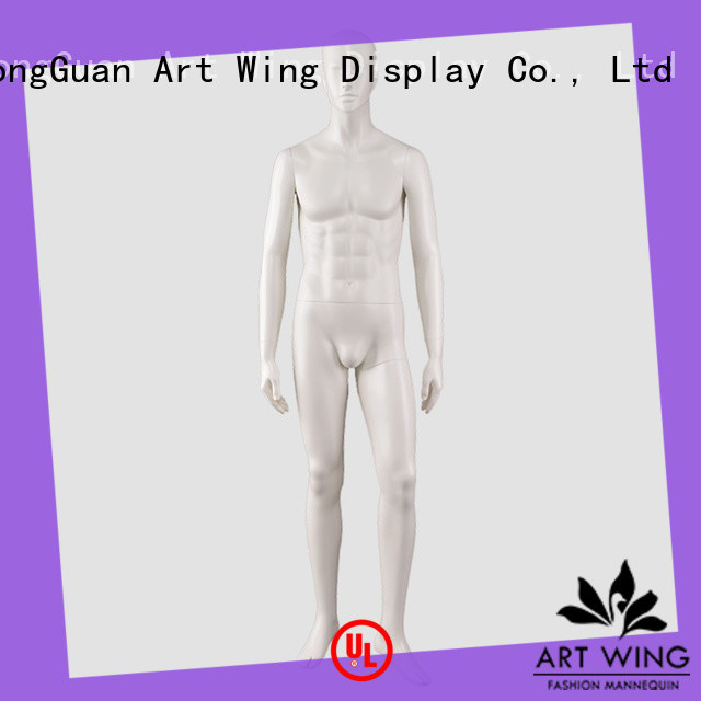 Art Wing manikin cloth display model factory price for supermarket