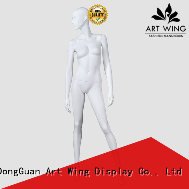 Art Wing stable decorative mannequins factory price for shrit