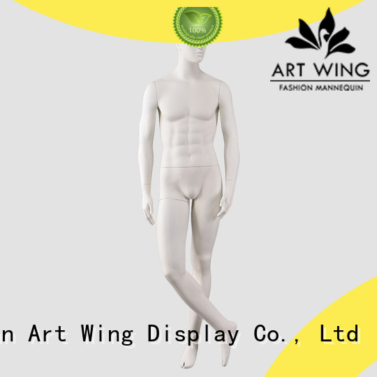 Art Wing body boutique mannequin wholesale for supermarket