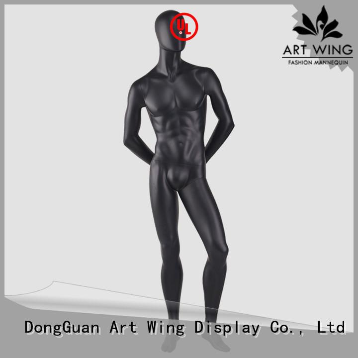 Art Wing elegant t shirt display mannequin inquire now