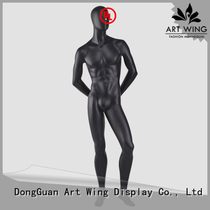 Art Wing elegant t shirt display mannequin inquire now