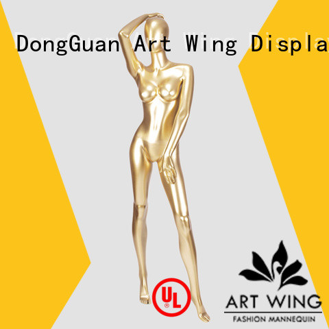 Art Wing dress lifelike female mannequins factory price for pants