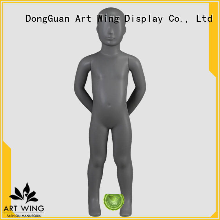 Art Wing color poseable child mannequin inquire now for store