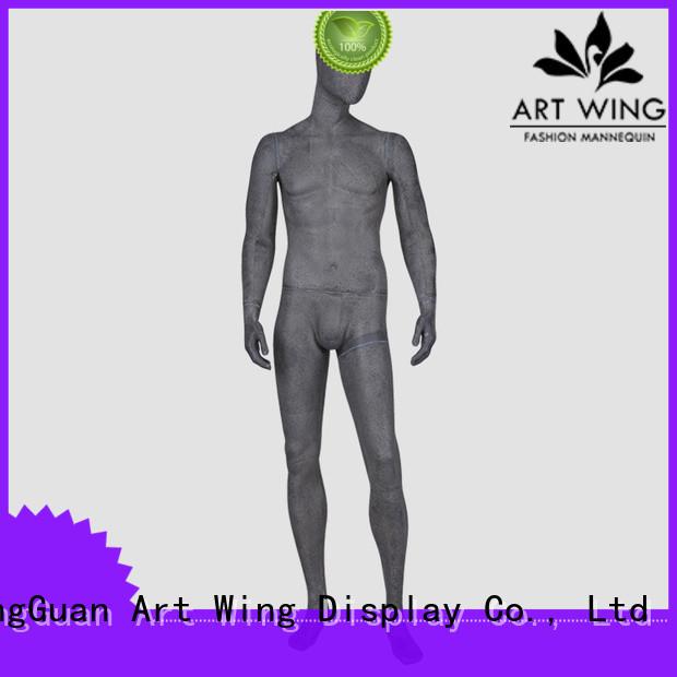 YB-5 Custom made mannequin male full body mannequin fiberglass men