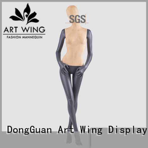 Art Wing from mannequin movable design for modelling