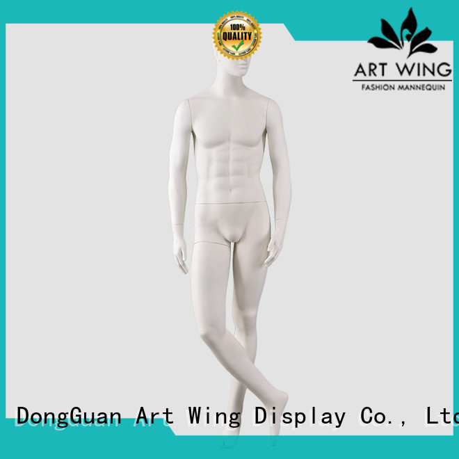 Art Wing certificated cloth display model supplier for supermarket