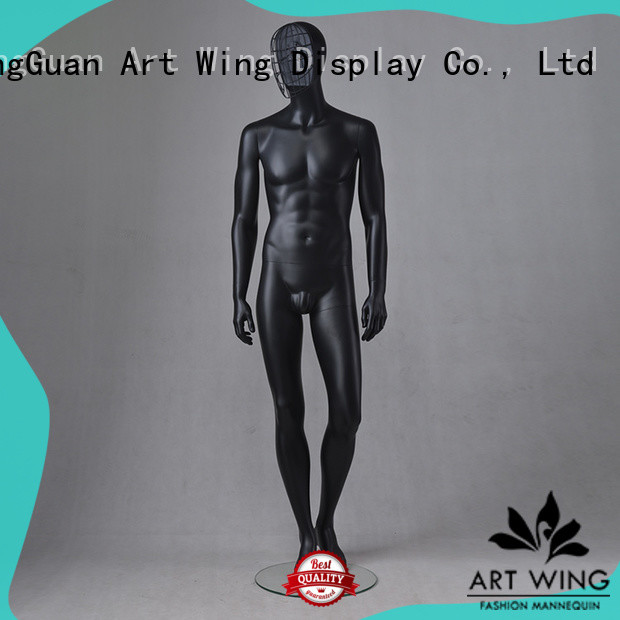 Art Wing quality mannequin dress stand supplier for supermarket