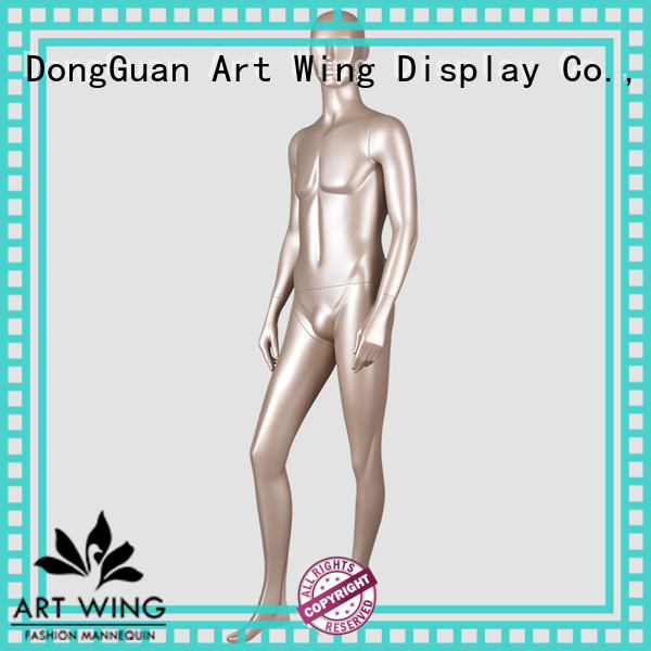 Art Wing quality mannequin man from China for mall