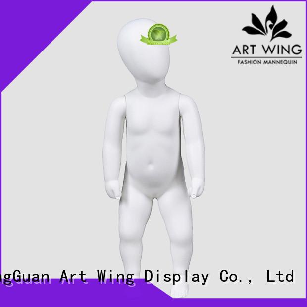 PRIM-232 Lovely kids fiberglass full body child mannequin