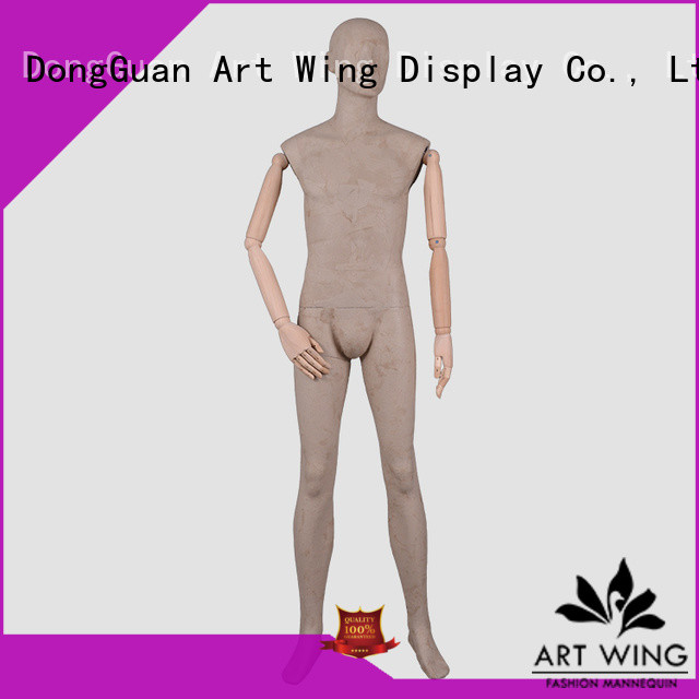Art Wing elegant male clothing mannequin inquire now for suit