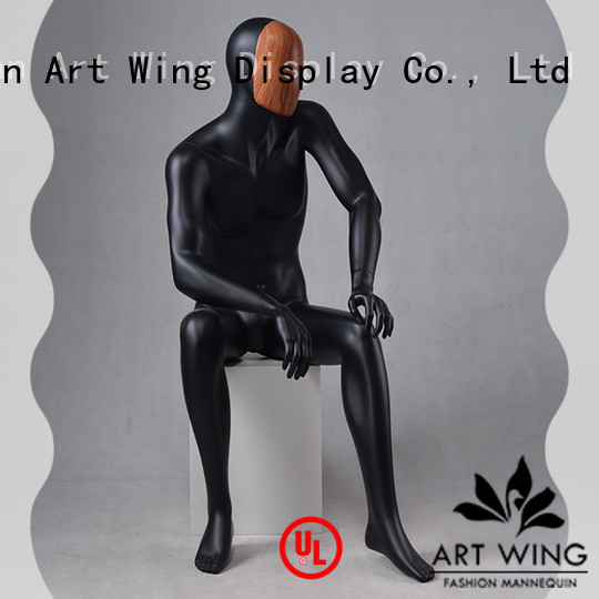 Art Wing mannequins male mannequin torso with head wholesale for shrit