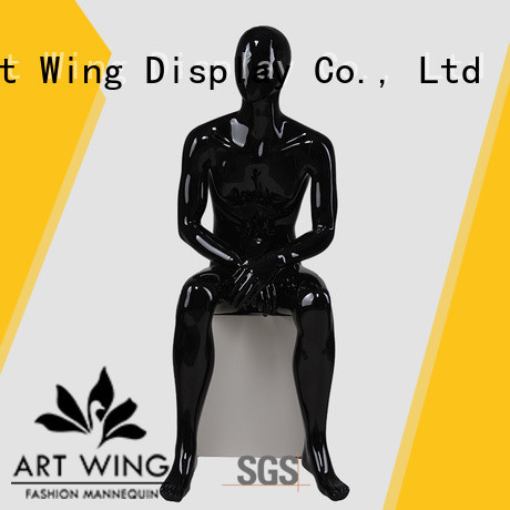 Art Wing certificated the mannequin man supplier for shrit