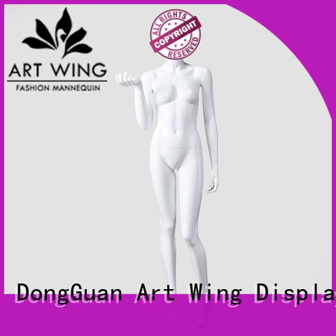 Art Wing sitting styling mannequins wholesale for pants
