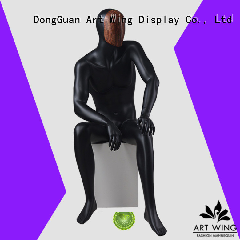 Art Wing mannequins faceless mannequin supplier for supermarket