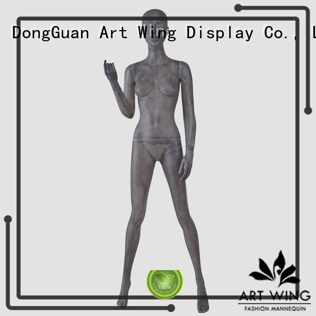 Art Wing clothing seated mannequin manufacturer for business