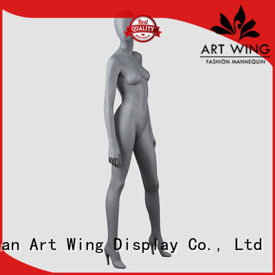 Art Wing stable mannequin clothes wholesale for supermarket