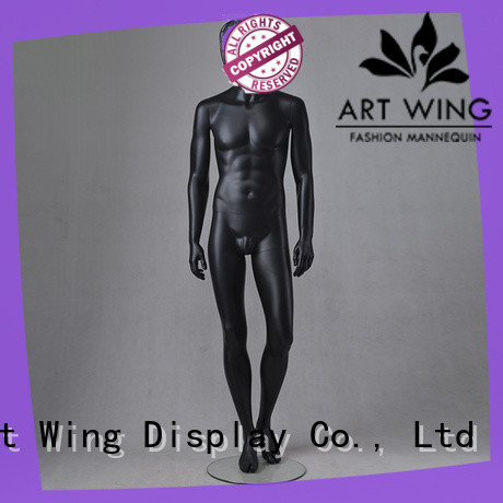 Art Wing ian4 male mannequin torso with head personalized for shrit