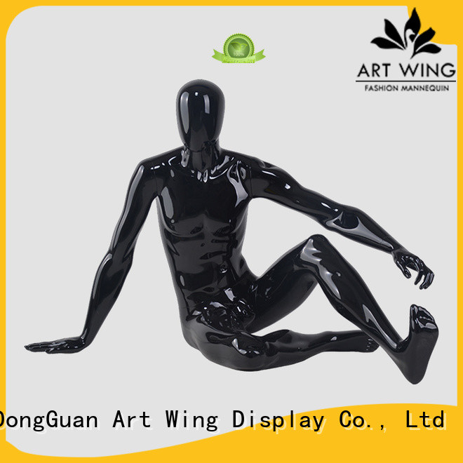 quality mannequin body male body factory price for cloth shop