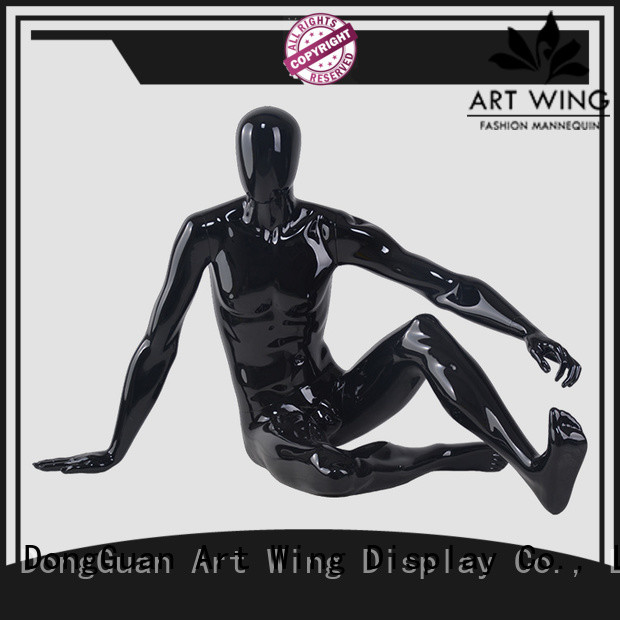 Art Wing m2204 mannequin suit wholesale for supermarket