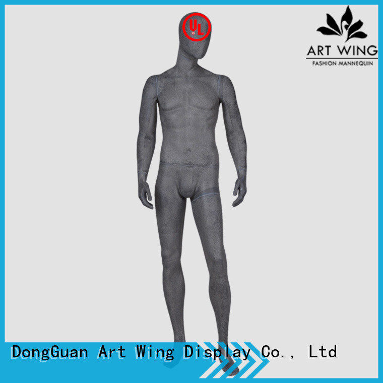 Art Wing yb3 manequin man factory price for cloth shop
