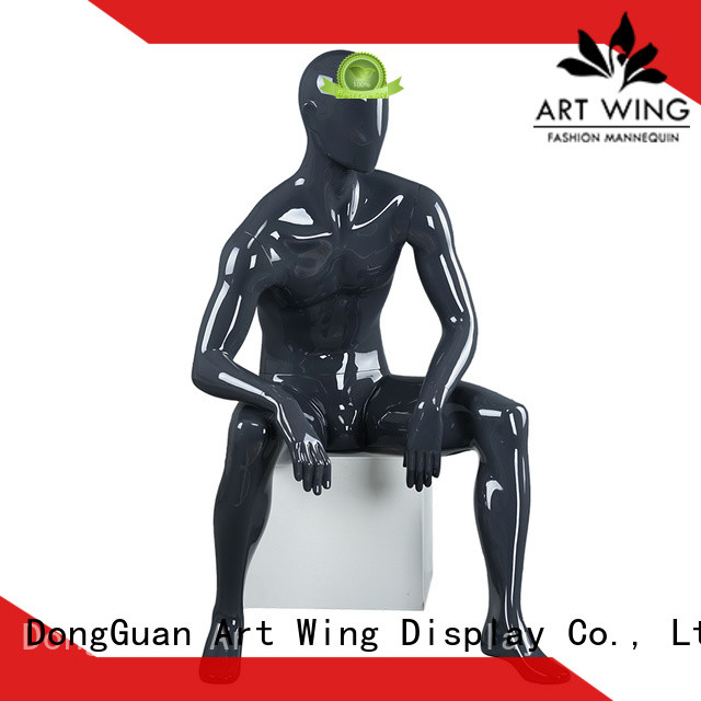 durable male mannequin half body muscle series for shop