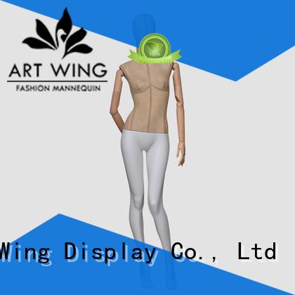 Art Wing popular female fashion mannequin design for modelling