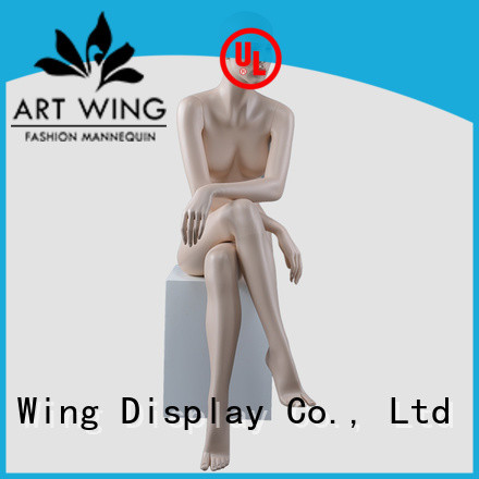 make-up mannequin cusotm for clothes Art Wing