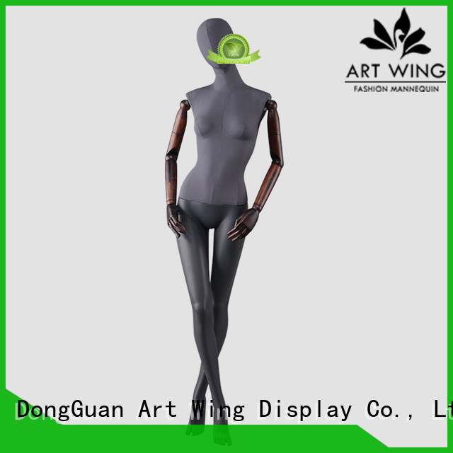 Art Wing top quality faceless head mannequin inquire now for store