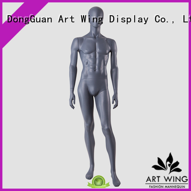 Art Wing quality sports mannequin series for shop