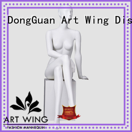 Art Wing stable styling mannequins supplier for supermarket