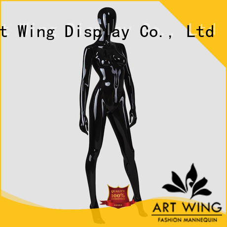 Art Wing afrircan life size female mannequin inquire now for store