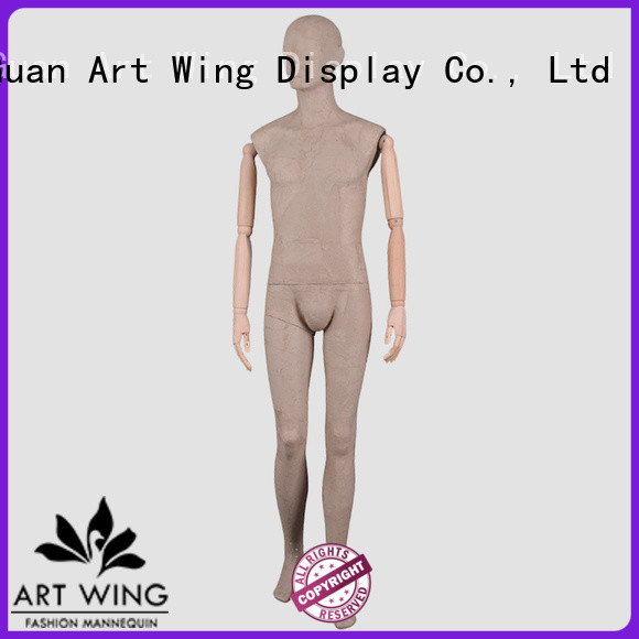 Art Wing dfmwptc articulated mannequin male with good price for modelling