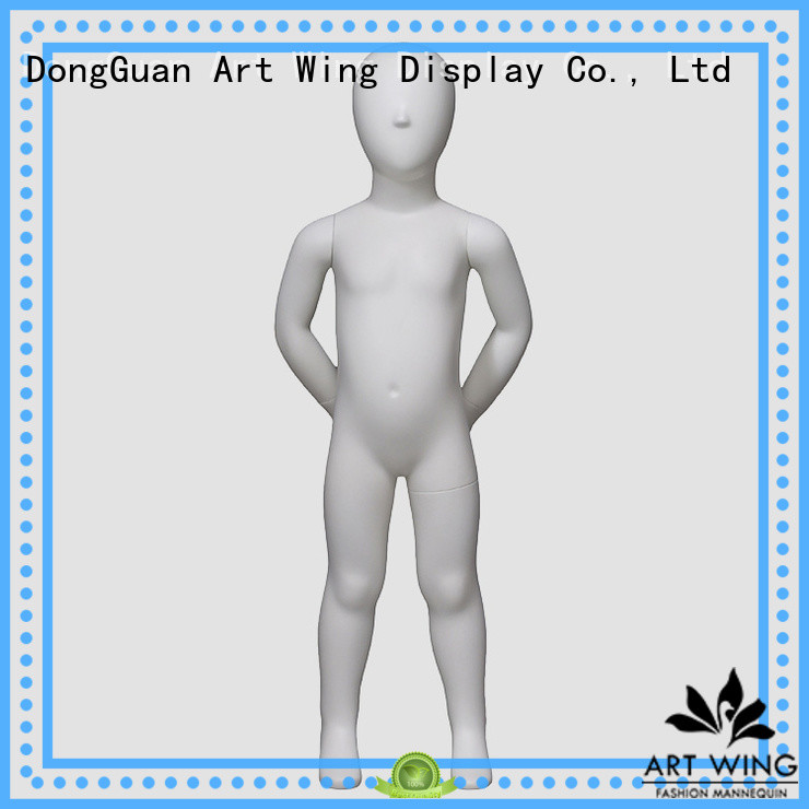 Art Wing cost-effective baby display mannequins factory for clothes