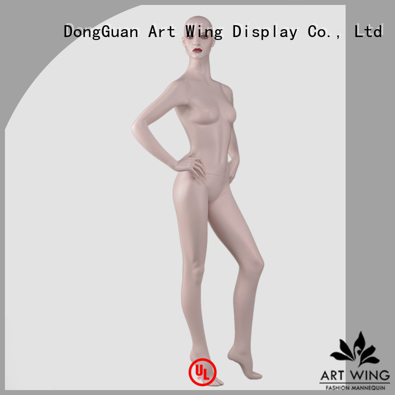 popular full body mannequin stand makeup design for suit