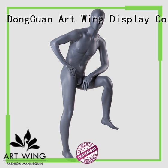 Art Wing quality male mannequins sale customized for shop