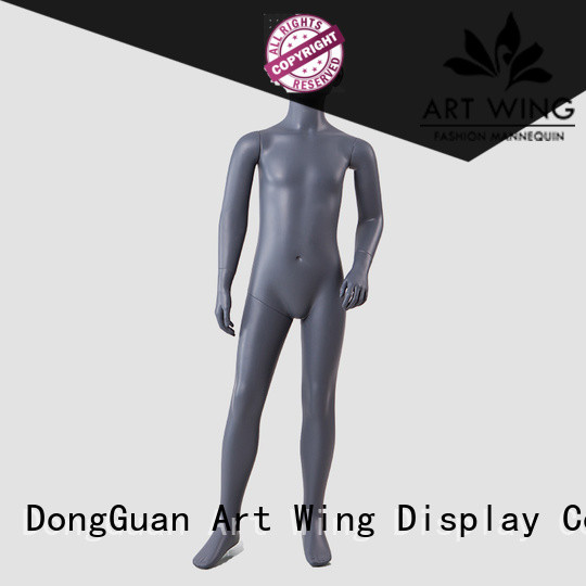 certificated boy manikin displays supplier for cloth shop