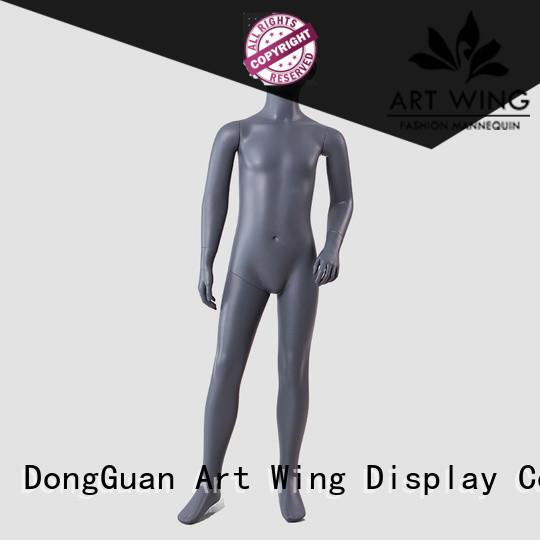 certificated boy manikin displays supplier for cloth shop