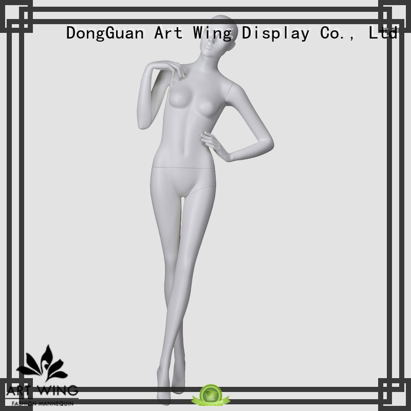 Art Wing practical mannequin wholesale manufacturer for mall