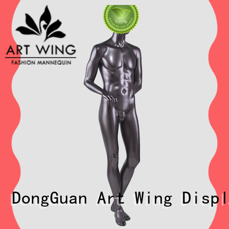 YSM-10 Custom mature tall male mannequins for retail display mannequins