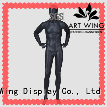 Art Wing muscle poseable male mannequin series for mall