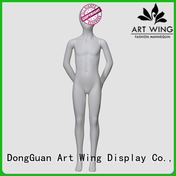 PRIM-231 Abstract full body kids mannequins display boy mannequins