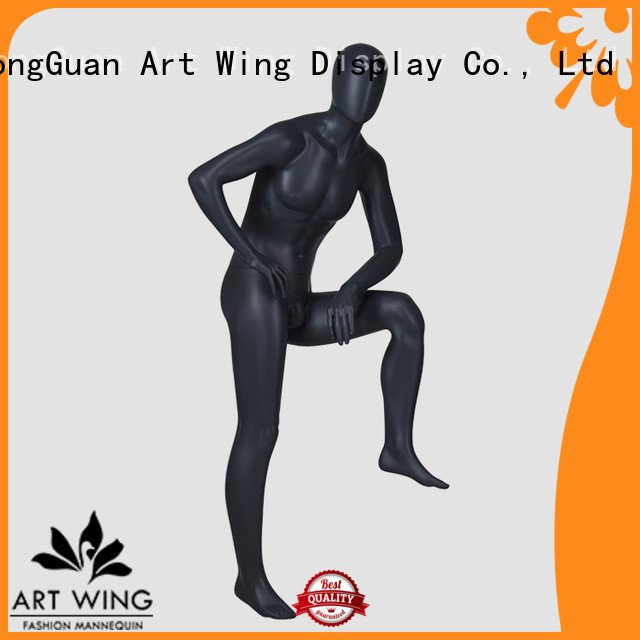 quality plus size mannequin gloassy series for business