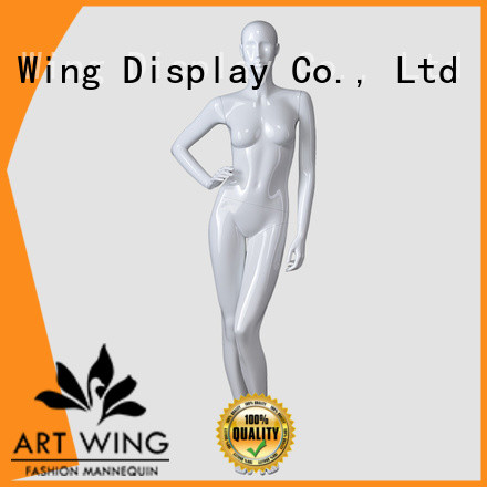 Art Wing body mannequin display manufacturer for display