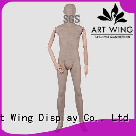 DFM-WPT-A male fashion mannequin customization